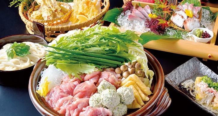 大山鶏とつくねの<br>ハリハリ鍋<br>十一月十九日<br>販売開始